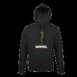Sweat Capuche Danakil «Les 20 ans»