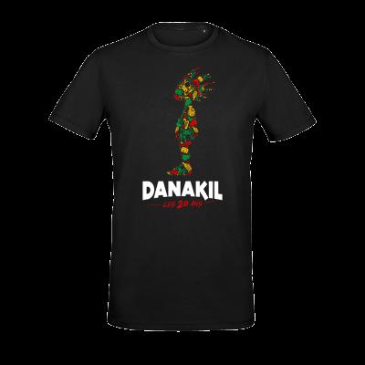 T-shirt Danakil «Les 20 ans»