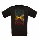 T-shirt Dub Inc Rasta Sun