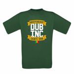 T-shirt Dub Inc Indépendant Sainté 1998 Vert (Déstockage)