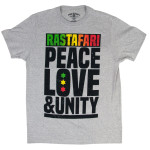 T-shirt Peace Love & Unity