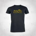 T-shirt Yaniss Odua Classic Noir (Déstockage)