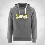Sweat-Shirt Danakil Camouflage Gris Chiné