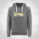 Sweat-Shirt Danakil Camouflage Gris Chiné (Déstockage)