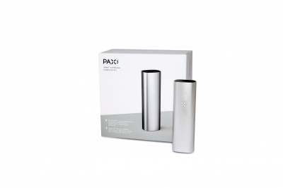 PAX 3 - Silver (Complete Kit)