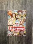Sachet Zip Rick & Morty «Suprême» 12x8cm