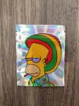 Sachet Zip Rasta Homer 9x7cm